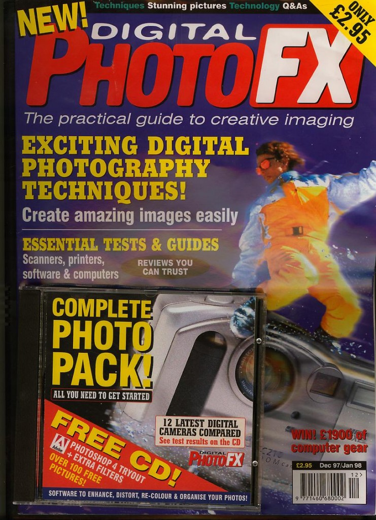 Digital PhotoFX issue1