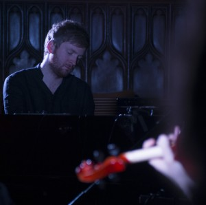 Olafur Arnalds at Leicester cathedral