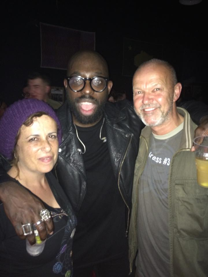 meeting ghostpoet